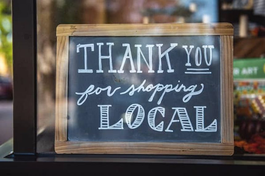 BUY LOCAL & HELP SUPPORT GREY BRUCE BUSINESSES