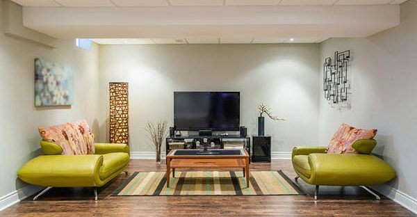 BRIGHT IDEAS FOR YOUR BASEMENT